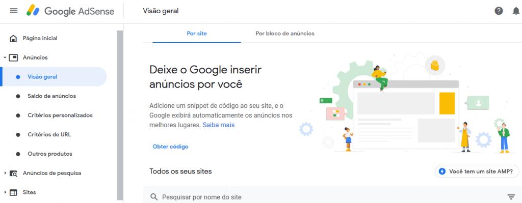 Como adicionar o Google AdSense no WordPress
